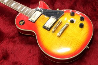 Epiphone Les Paul Custom Flame Maple Top CS 3.91kg #U05012944