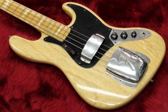 Fender 1976 Jazz bass リフィニッシュ 4.21kg #7631050