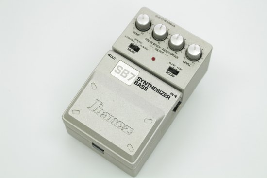 Ibanez SB7 SYNTHESIZER BASS