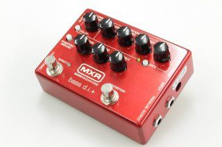 MXR M-80 bass d.i. custom RED