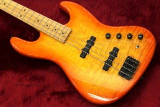 Moon Jazz Bass Type 4st (Warmoth Neck & Body) 4.22kg #18109