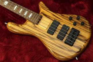 Spector ReBop4 DLX Zebra wood top 4.25kg #NB9564