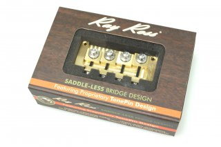 【new】Ray Ross Bass Bridge 4st Brass