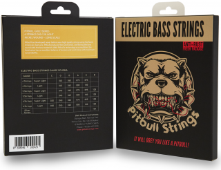 Pitbull Strings for 5strings E.Bass【送料無料】