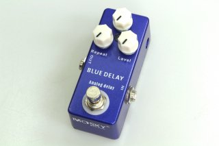 【new】MOSKY AUDIO Micro Pedal BLUE DELAY