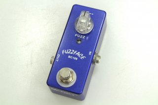 【new】MOSKY AUDIO Micro Pedal BLUE FUZZ FACE BC108 (Dunlop Silicon Fuzz Face)