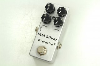 【new】MOSKY AUDIO Micro Pedal MM silver OVERDRIVE (PAUL COCHRANE Timmy Overdrive)