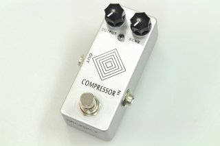 【new】MOSKY AUDIO Micro Pedal silvery COMP