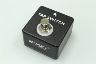 【new】MOSKY AUDIO Micro Pedal black Tap Tempo