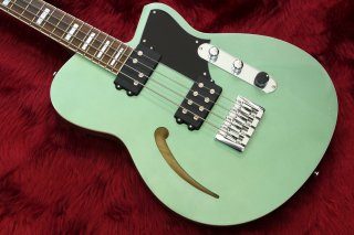 【new】Reverend Guitars Dub King Metallic Alpine #33918
