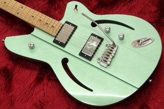 【new】Reverend Guitars Airsonic W Metallic Alpine #34935