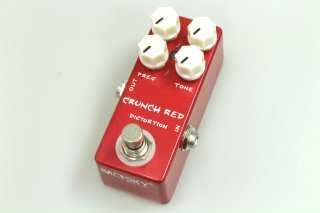 【new】MOSKY AUDIO Micro Pedal red DISTORTION
