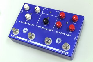 【new】MOSKY AUDIO Multi Effects BLUE TONE MAKESTATION
