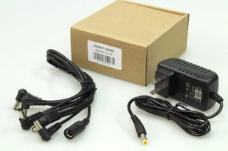 【new】MOSKY AUDIO BLACK PEDAL POWER SUPPLY MPP-05