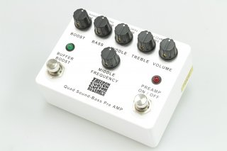 Freedom Quad Sound-Bass Pre AMP