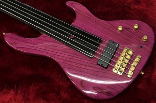 Crews Maniac Sound Jackson5 Purple Bartolini Preamp  4.99kg