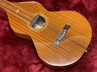 R&Bell Style 2 Weissenborn with Fishman PU