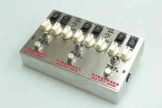 【new】RODENBERG AMPLIFICATION GAS-789B NG Clean Boost / Double Overdrive