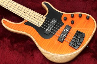 【new】Alusonic Custom Shop J-Special Deluxe 5 Natural / Orange 4.01kg #1910234