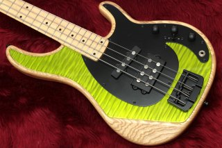 【new】Alusonic Custom Shop Django Deluxe 4 Natural / Green 3.69kg #1909228