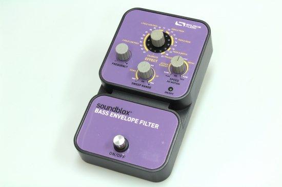 Source Audio Soundblox Bass Envelope Filter SA126