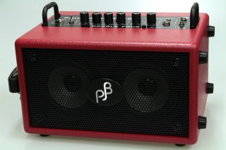 【new】Phil Jones Bass Double Four D Red