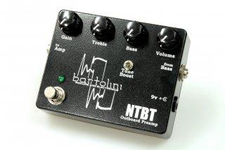 【new】Bartolini NTBT Outboard Pre amp