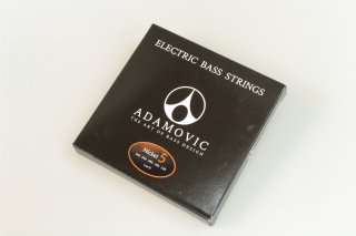 【new】Adamovic Bass strings 5st Low-B