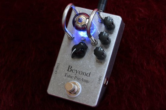 【new】Beyond Tube Preamp for Guitar GIB Limited Edition Blue LED【送料無料】
