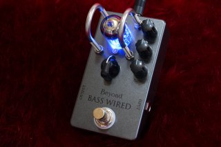 【new】Beyond Tube Pre Amp BASS WIRED GIB Limited Edition Blue LED【送料無料】