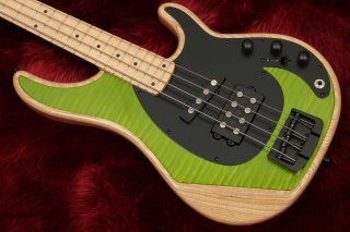 【new】Alusonic  Django Deluxe 4 CUSTOM SHOP Natural / Green 3.63kg #2004250