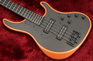 【new】Alusonic J-Special Deluxe 4 CUSTOM SHOP Carbon / Orange 3.53kg #2003249