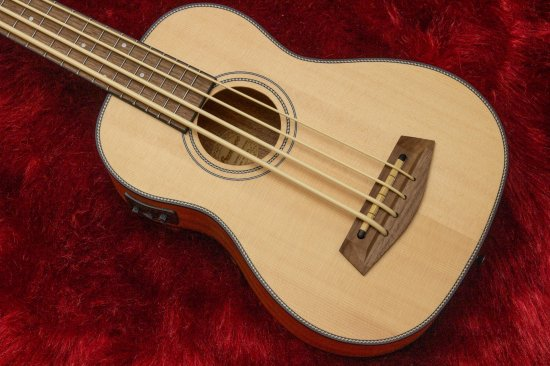 【new】Bamboo Uke Bass