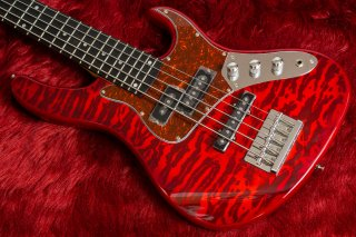 【new】woofy basses Poodle5 Red