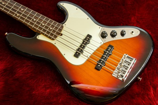Fender USA American Professional Jazz Bass V 3TS 4.41kg #US16083608
