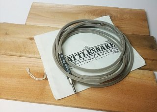 【new】Rattlesnake Cable Standard in Dirty 10ft (約3m)