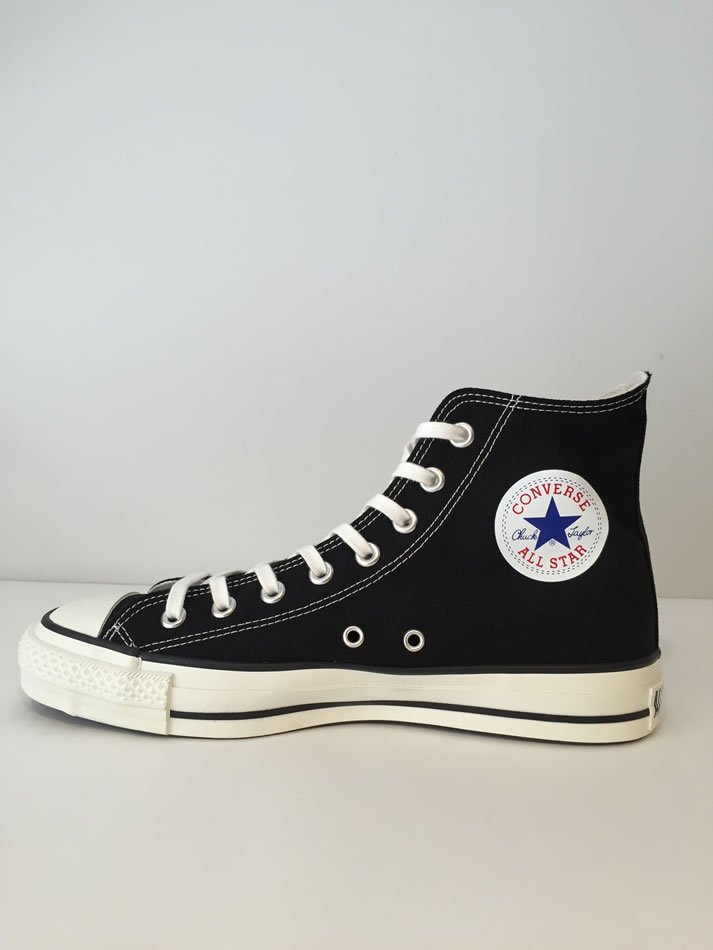 CANVAS ALL STAR J HI Black<img class='new_mark_img2' src='//img.shop-pro.jp/img/new/icons47.gif' style='border:none;display:inline;margin:0px;padding:0px;width:auto;' />