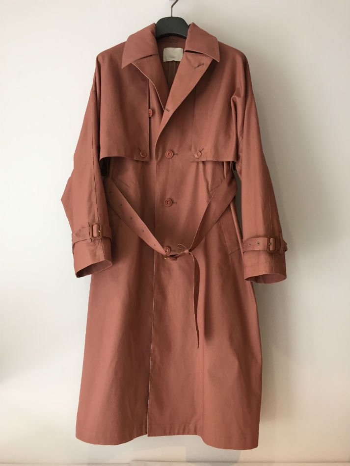 SPANISH TRENCH COAT P.BEIGE<img class='new_mark_img2' src='//img.shop-pro.jp/img/new/icons47.gif' style='border:none;display:inline;margin:0px;padding:0px;width:auto;' />