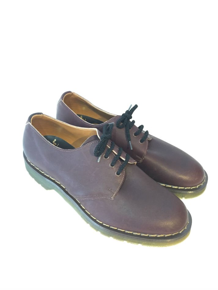 GT Hawkins No1 4 Eye Shoes Brown Greasy<img class='new_mark_img2' src='//img.shop-pro.jp/img/new/icons47.gif' style='border:none;display:inline;margin:0px;padding:0px;width:auto;' />