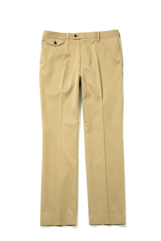 soe<br />SLACKS FOR SKATEBORDING POLYESTER BEIGE<img class='new_mark_img2' src='//img.shop-pro.jp/img/new/icons32.gif' style='border:none;display:inline;margin:0px;padding:0px;width:auto;' />