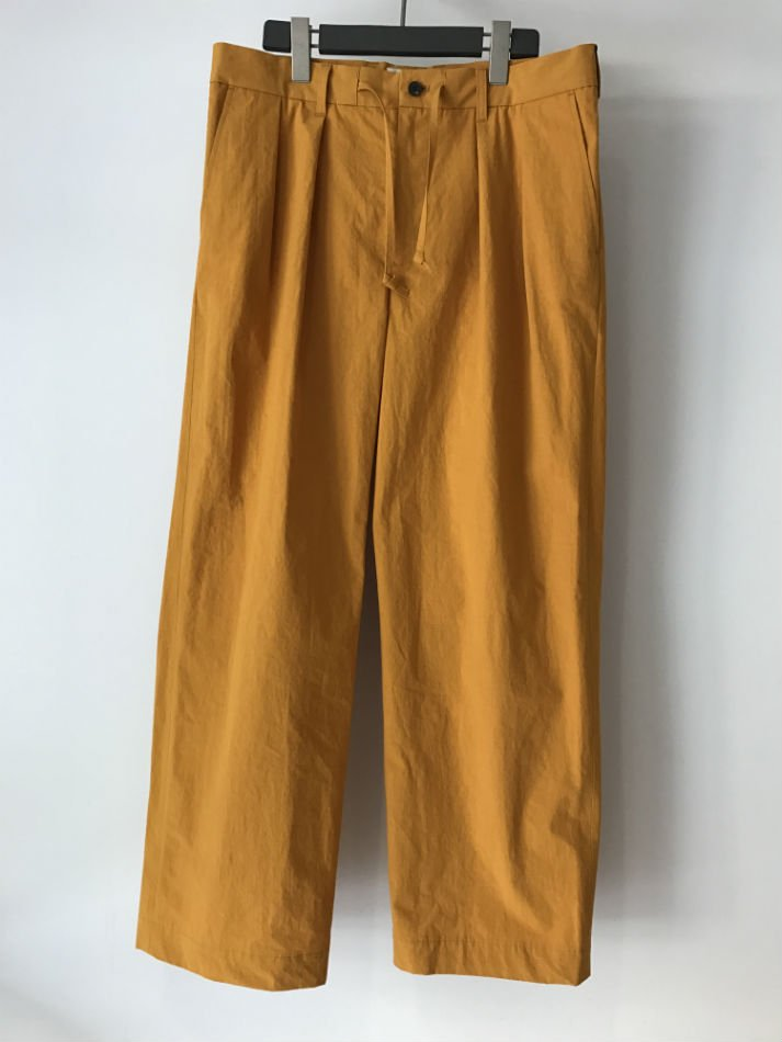 WIDE LONG PANTS Apricot<img class='new_mark_img2' src='//img.shop-pro.jp/img/new/icons47.gif' style='border:none;display:inline;margin:0px;padding:0px;width:auto;' />