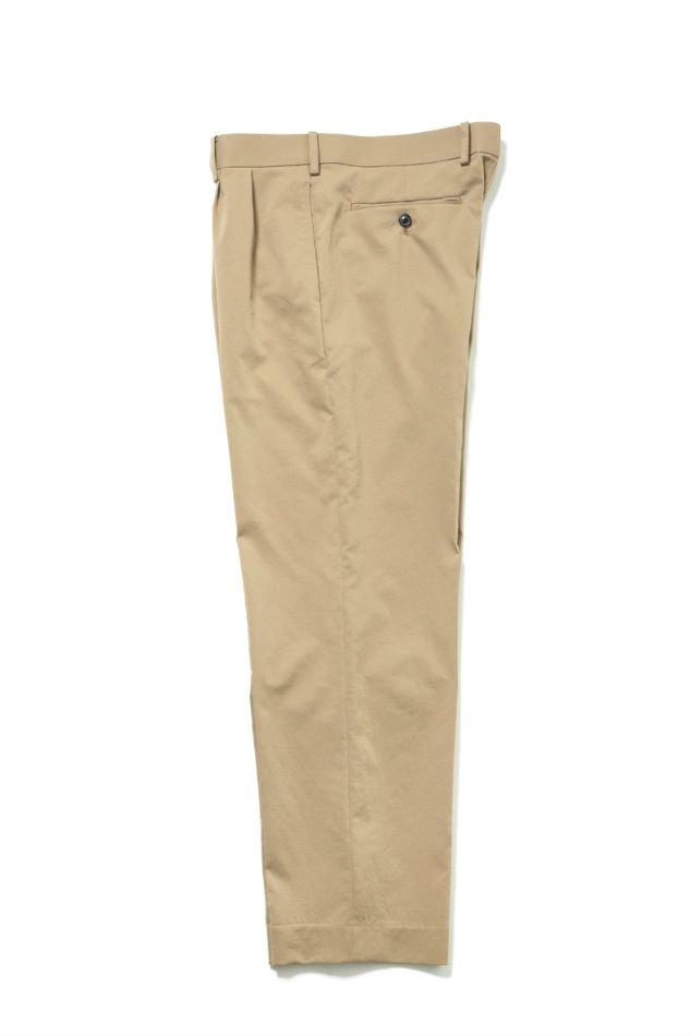 Sport Slacks BEIGE<img class='new_mark_img2' src='//img.shop-pro.jp/img/new/icons14.gif' style='border:none;display:inline;margin:0px;padding:0px;width:auto;' />