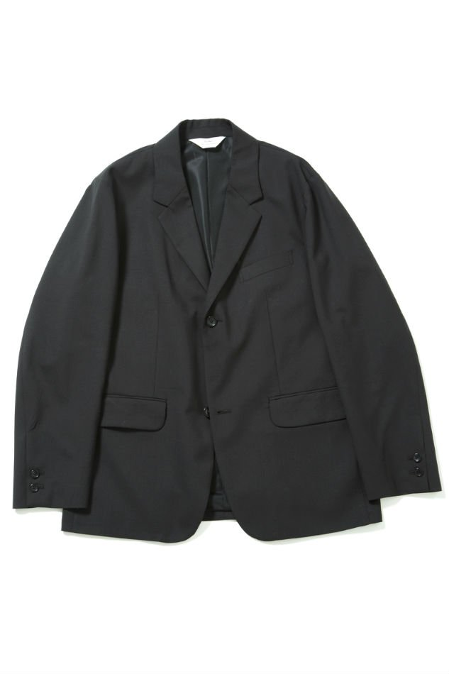Cordura Combat Wool 2B Jacket BLACK<img class='new_mark_img2' src='//img.shop-pro.jp/img/new/icons47.gif' style='border:none;display:inline;margin:0px;padding:0px;width:auto;' />