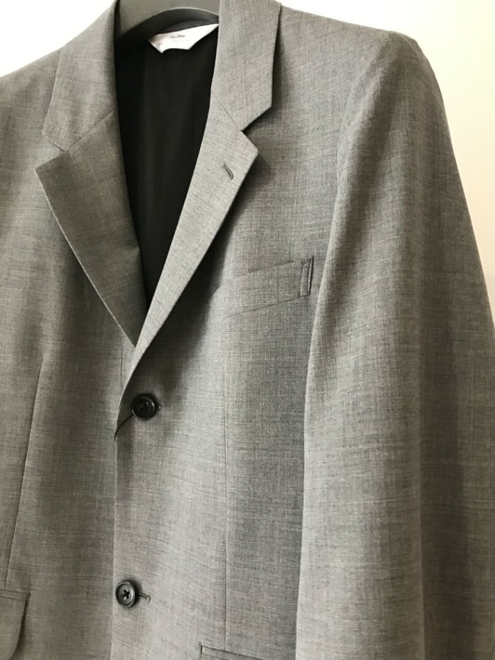 Cordura Combat Wool 2B Jacket GRAY<img class='new_mark_img2' src='//img.shop-pro.jp/img/new/icons47.gif' style='border:none;display:inline;margin:0px;padding:0px;width:auto;' />