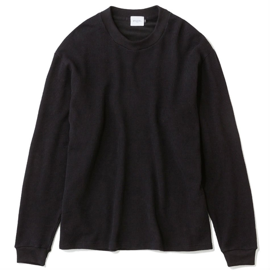 WF L/S Tee Black<img class='new_mark_img2' src='//img.shop-pro.jp/img/new/icons47.gif' style='border:none;display:inline;margin:0px;padding:0px;width:auto;' />