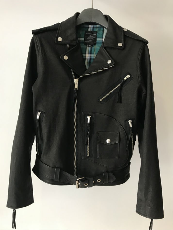 REBEL-ROCK LEATHER JACKET<img class='new_mark_img2' src='//img.shop-pro.jp/img/new/icons47.gif' style='border:none;display:inline;margin:0px;padding:0px;width:auto;' />