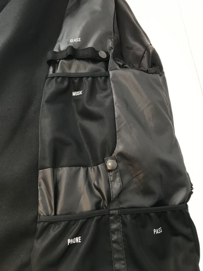 HELLOS EXTRAFINE<br />Utility 3B travel coat<img class='new_mark_img2' src='//img.shop-pro.jp/img/new/icons14.gif' style='border:none;display:inline;margin:0px;padding:0px;width:auto;' />