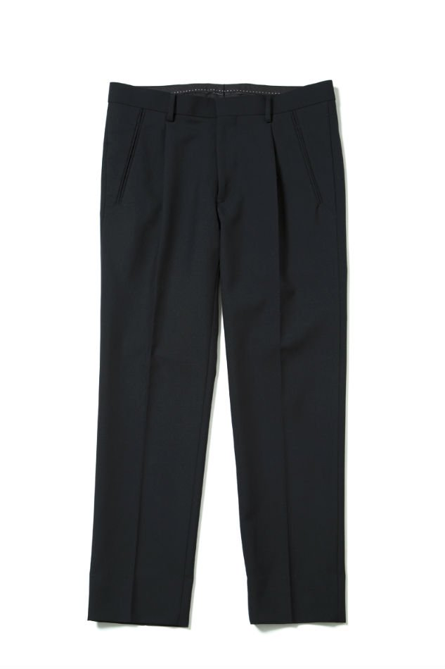 soe<br />School Trouser Narrow Fit BLACK<img class='new_mark_img2' src='//img.shop-pro.jp/img/new/icons47.gif' style='border:none;display:inline;margin:0px;padding:0px;width:auto;' />