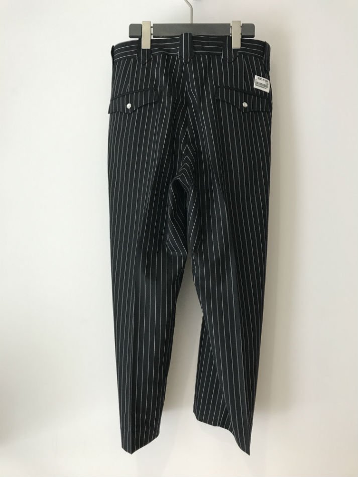 R.M GANG<br />Brow pants choke stripe<img class='new_mark_img2' src='//img.shop-pro.jp/img/new/icons47.gif' style='border:none;display:inline;margin:0px;padding:0px;width:auto;' />