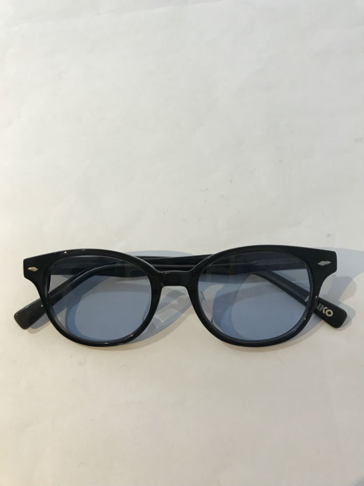 KAIKO<br />SUN GLASS-2 BLACK×BLUE<img class='new_mark_img2' src='//img.shop-pro.jp/img/new/icons47.gif' style='border:none;display:inline;margin:0px;padding:0px;width:auto;' />